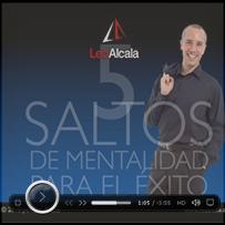 Video: 5 Saltos de Mentalidad para el Éxito